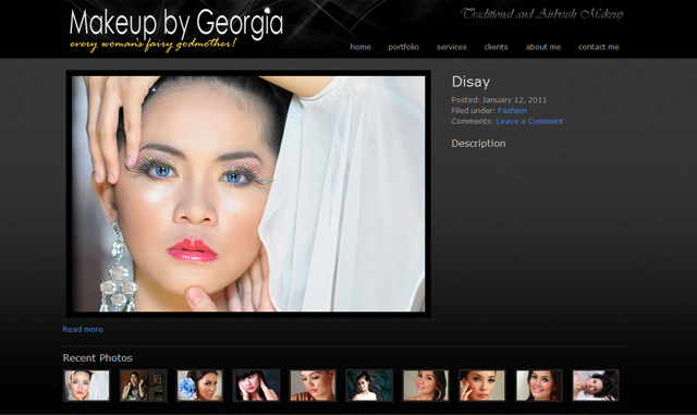 Makeup Artist » Makeup Artist Website - Beautiful Makeup Ideas and ...